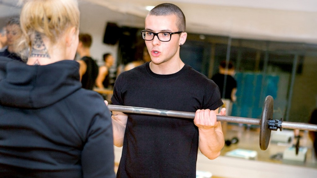 personal trainer courses and fitness qualifications | ymcafit, Cephalic Vein