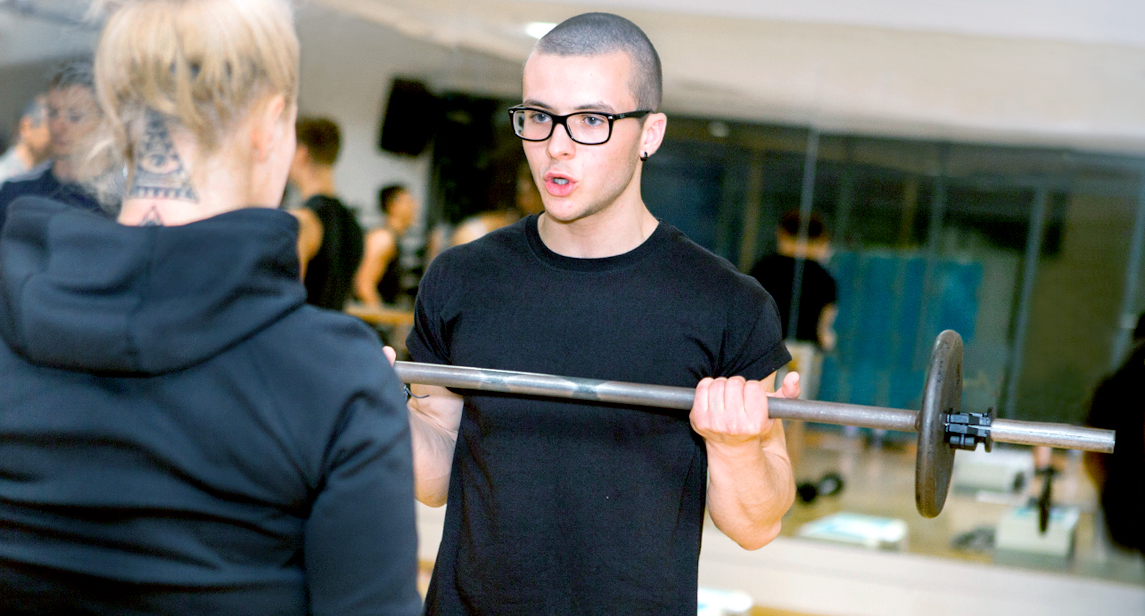 How To Become And Qualify As A Personal Trainer Guide To Getting
